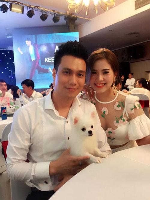 Trước khi vướng tin đồn ly hôn, Việt Anh với bà xã từng mặn nồng khiến người khác phát ghen - Ảnh 13.