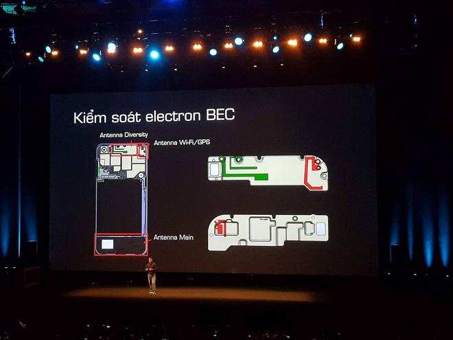 Đây là toàn bộ thông tin về BPhone 2017: Khung kim loại, 2 mặt kính, dùng Snapdragon 625, Camera 16MP, giá 9,8 triệu đồng - Nói chung là Chất! - Ảnh 13.