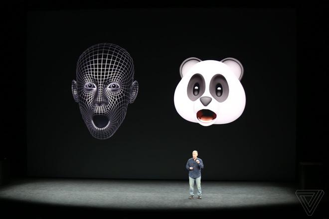 Đây là iPhone X: Giá từ 1000 USD, thiết kế toàn màn hình, loại bỏ nút Home và Touch ID, nhận diện khuôn mặt Face ID, màn hình Super Retina Display - Ảnh 13.