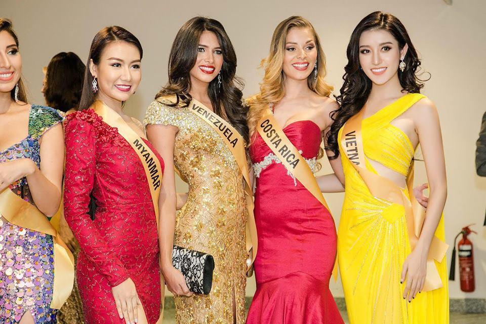 Sao Việt: Điểm danh loạt nhan sắc Việt từng tham gia đấu trường Miss Grand International