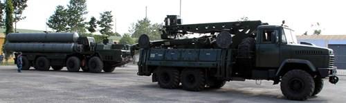 Diễn tập các đơn vị tên lửa S-300PMU1 - Ảnh 13.