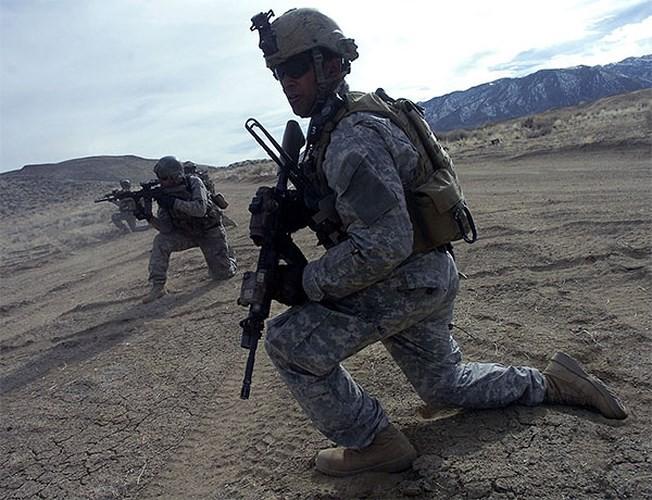 Ảnh: Đặc nhiệm Mỹ thực hành tác chiến cùng các loại vũ khí hiện đại - Ảnh 13.