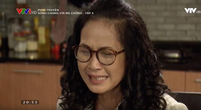 Nàng dâu Vân đã trải qua những kiếp nạn nào sau 12 tập Sống chung với mẹ chồng - Ảnh 14.
