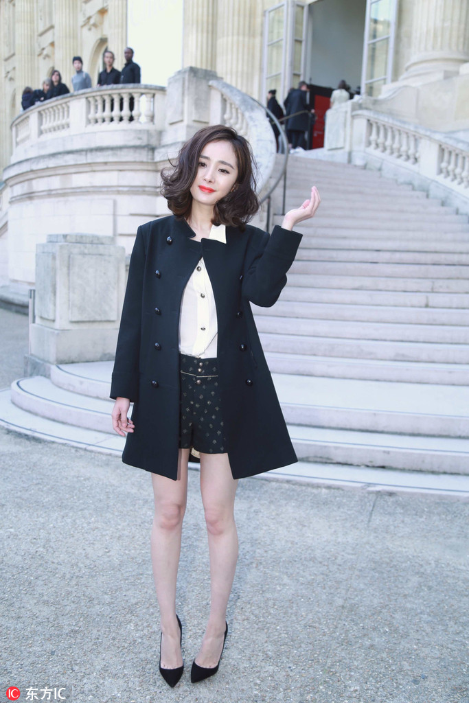 Sao Hoa Ngữ: Nổi tiếng mặc đẹp nhưng Dương Mịch cũng từng có vô số pha