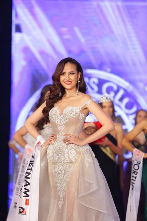 HOT: Khánh Ngân đăng quang Hoa hậu Hoàn cầu 2017 - Ảnh 14.