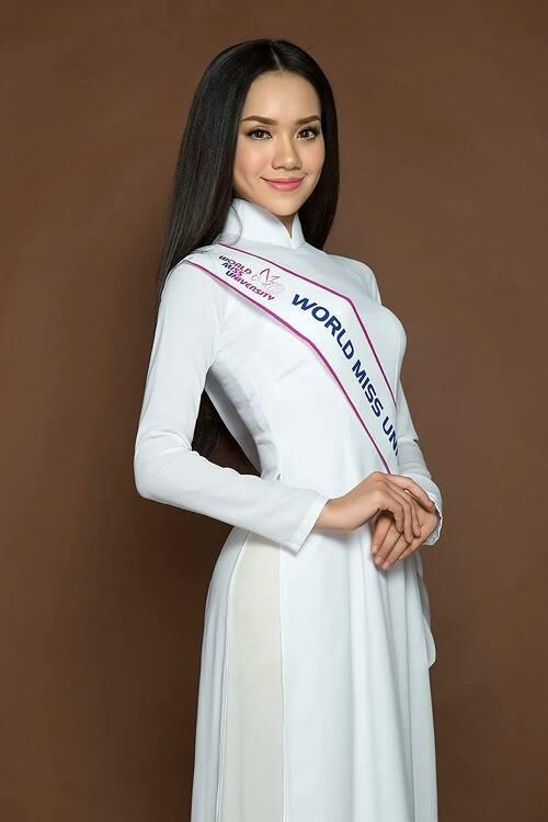 Nhan sắc xinh đẹp của nữ sinh Việt tham gia cuộc thi Hoa khôi các trường Đại Học Thế giới - Ảnh 14.