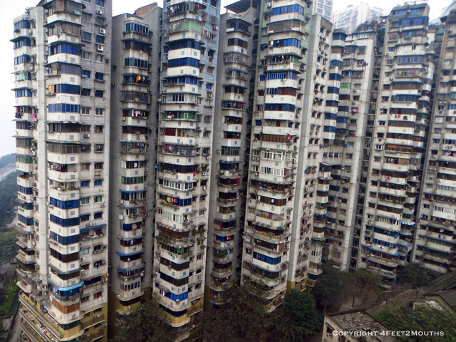 Thành phố thẳng đứng tại Trung Quốc - nơi khách du lịch chỉ đến 1 lần và không bao giờ quay lại - Ảnh 15.