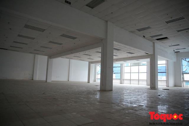 Cận cảnh trung tâm thương mại lớn nhất Lạng Sơn ế khách suốt 9 năm - Ảnh 15.