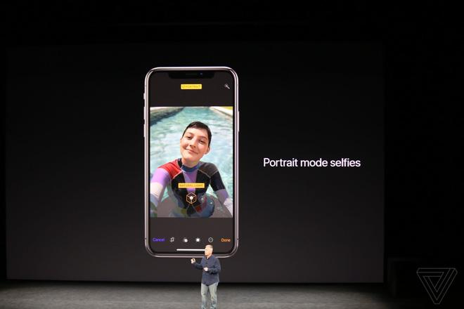 Đây là iPhone X: Giá từ 1000 USD, thiết kế toàn màn hình, loại bỏ nút Home và Touch ID, nhận diện khuôn mặt Face ID, màn hình Super Retina Display - Ảnh 15.