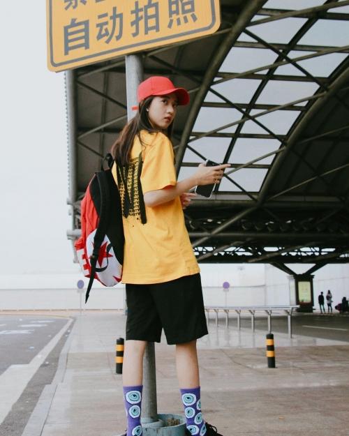18 tuổi, nữ sinh Singapore nổi tiếng khắp châu Á với danh xưng 'Hot girl quả táo'  - Ảnh 15.