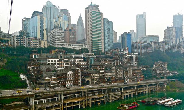 Thành phố thẳng đứng tại Trung Quốc - nơi khách du lịch chỉ đến 1 lần và không bao giờ quay lại - Ảnh 16.