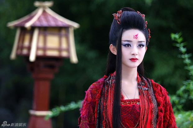 7 vai diễn nữ hóa ác đầy ấn tượng trên màn ảnh Hoa Ngữ - Ảnh 16.