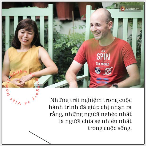 Cặp vợ chồng rong ruổi 11,000km trên xe đạp từ Hungary về Việt Nam: Hành trình trải nghiệm lòng tốt con người - Ảnh 16.