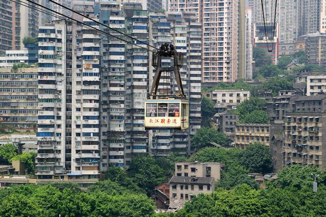 Thành phố thẳng đứng tại Trung Quốc - nơi khách du lịch chỉ đến 1 lần và không bao giờ quay lại - Ảnh 17.