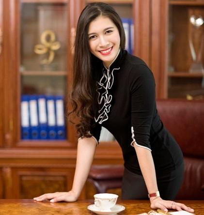Vẻ đẹp trời phú của những  ái nữ nhà đại gia Việt  - Ảnh 17