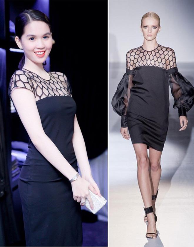 Liên tục bị tố mặc váy nhái, hai người đẹp Việt vẫn thản nhiên như không - Ảnh 6.
