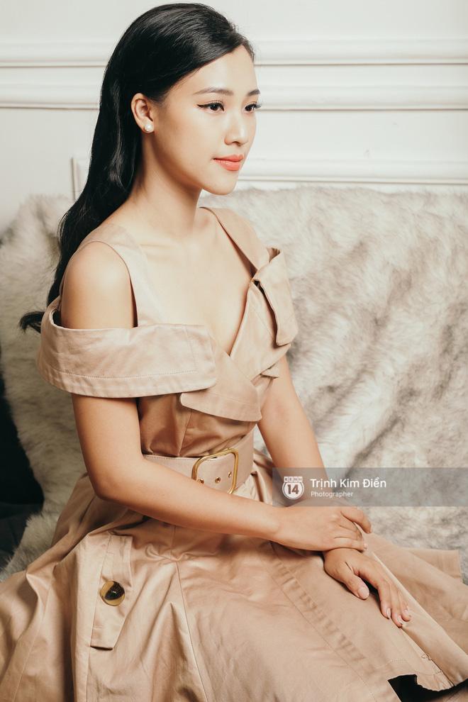Phỏng vấn độc quyền Hoàng Oanh hậu chia tay: Nếu có sai thì là do cả hai đã yêu sai cách - Ảnh 17.