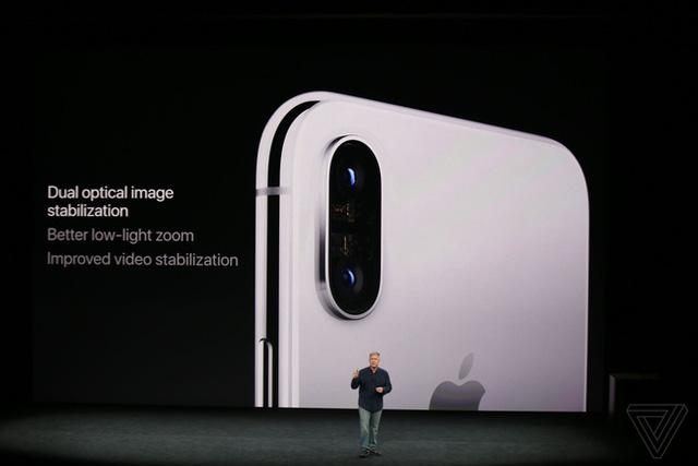 Đây là iPhone X: Giá từ 1000 USD, thiết kế toàn màn hình, loại bỏ nút Home và Touch ID, nhận diện khuôn mặt Face ID, màn hình Super Retina Display - Ảnh 17.