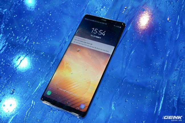 Samsung Galaxy Note8 chính thức ra mắt tại Việt Nam: Thiết kế ấn tượng, camera kép xóa phông chủ động, giá 22,5 triệu - Ảnh 17.
