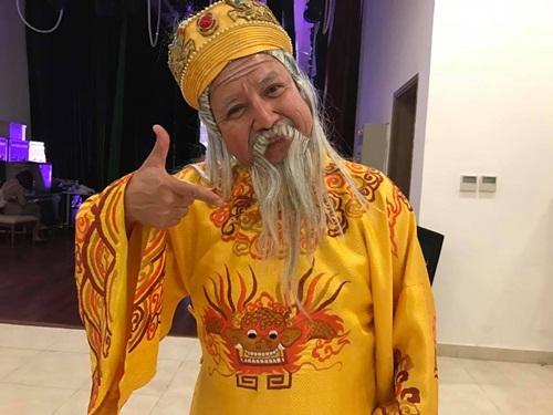 Vân Dung diêm dúa, Quang Thắng - Tự Long mặc trang phục độc lạ tập Táo quân 2017 - Ảnh 6.