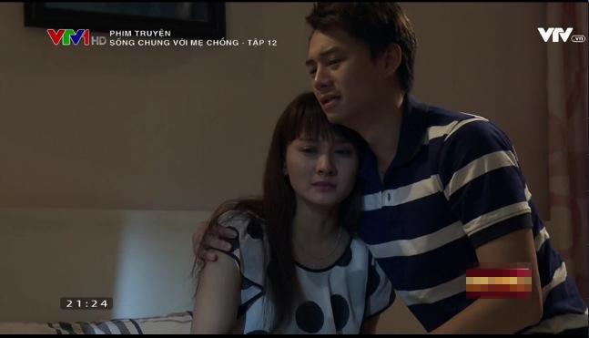 Nàng dâu Vân đã trải qua những kiếp nạn nào sau 12 tập Sống chung với mẹ chồng - Ảnh 18.