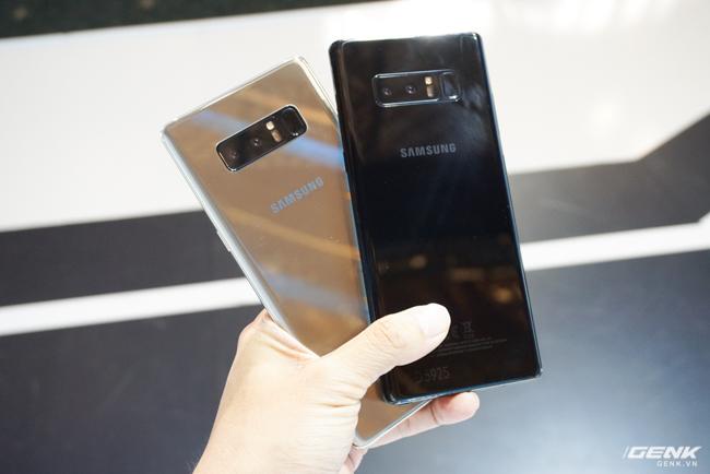 Samsung Galaxy Note8 chính thức ra mắt tại Việt Nam: Thiết kế ấn tượng, camera kép xóa phông chủ động, giá 22,5 triệu - Ảnh 18.