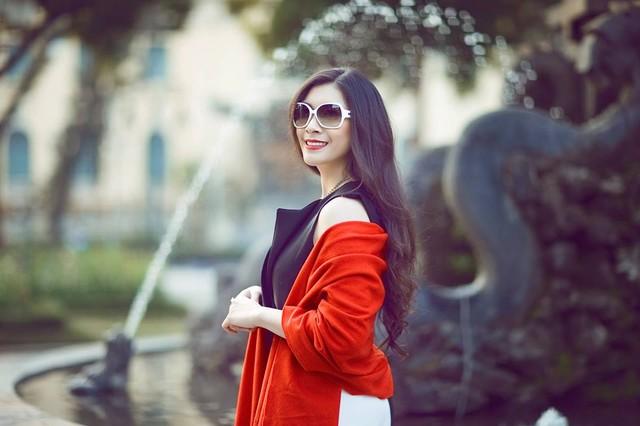 Vẻ đẹp trời phú của những  ái nữ nhà đại gia Việt  - Ảnh 19