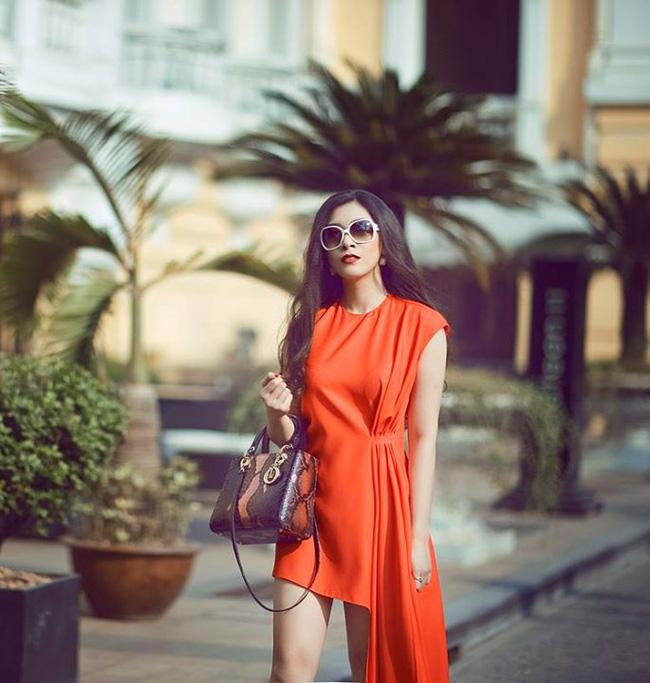 Vẻ đẹp trời phú của những  ái nữ nhà đại gia Việt  - Ảnh 20