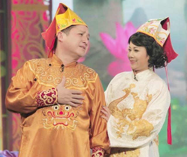 Vừa về hưu, nghệ sĩ Minh Hằng cũng chia tay Táo quân 2017 - Ảnh 3.