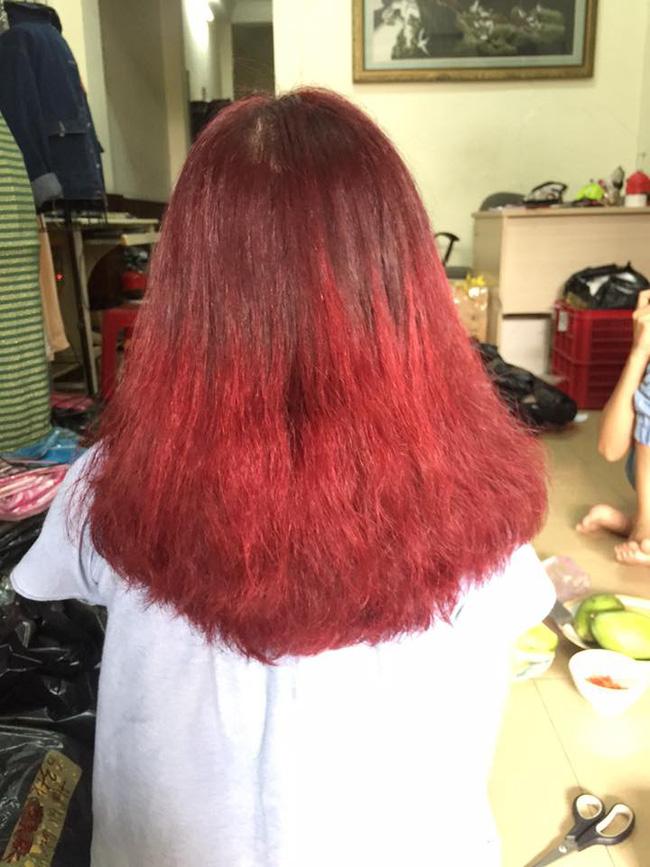 Tốn gần 2 triệu làm tóc xoăn ăn Tết, cô gái đau đớn nhận được quả đầu xù như... râu ngô - ảnh 3