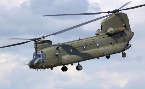 Mỹ nâng cấp trực thăng CH-47 Chinook thành cụ ông 100 tuổi  - Ảnh 3.