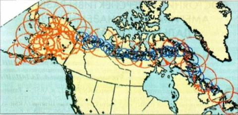 Sức mạnh phòng không Bắc Mỹ: Mắt thần canh trời - Ảnh 7.