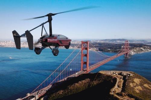 Xe bay đầu tiên trên thế giới có giá tương đương 9 tỷ đồng - Ảnh 3.