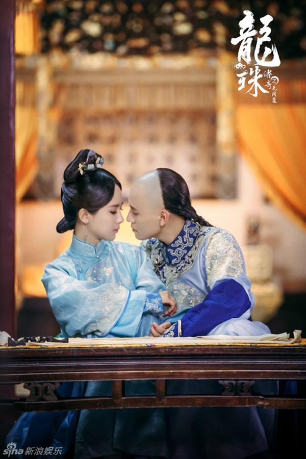 Hạnh phúc ngọt ngào của cặp đôi 'phim giả tình thật' Hoa ngữ - ảnh 3