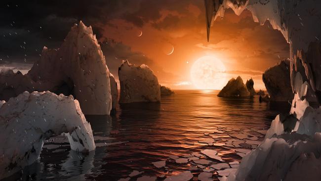 Hệ Mặt trời 2.0: Những bức ảnh hiếm, mới nhất của NASA - Ảnh 3.