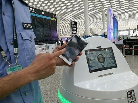 Trung Quốc làm robot cảnh sát: có khả năng theo dõi đối tượng, nhận diện khuôn mặt, phát hiện nguy cơ cháy - Ảnh 3.