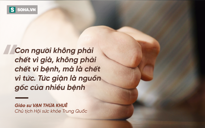 10 bí quyết sống khỏe của giáo sư Vạn Thừa Khuê: Càng biết sớm, bạn càng khỏe mạnh - Ảnh 2.