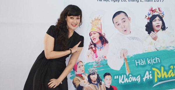 Vân Dung lên tiếng về scandal của Việt Hương - Ảnh 1.