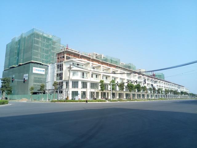 Cận cảnh đại công trường bán đảo Thủ Thiêm sau 4 năm ồ ạt xây dựng - Ảnh 3.