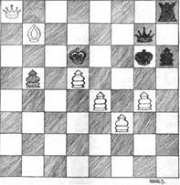 Tìm hiểu về viết mật mã bằng cờ vua - môn thể thao trí óc từng bị cấm vào thời Thế Chiến - Ảnh 3.