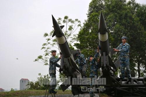 Luyện giỏi, rèn chăm để tên lửa đi trúng đích - Ảnh 3.