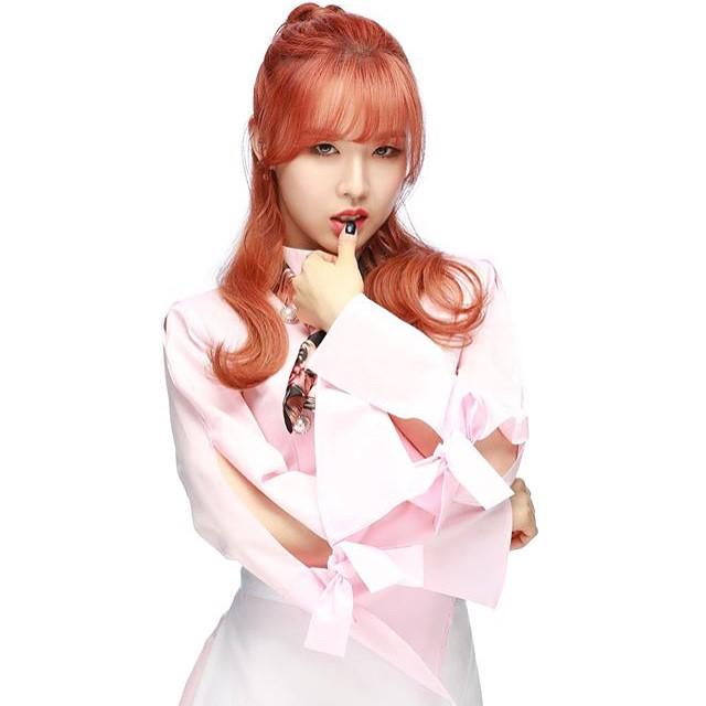 Hot girl hát hay, nhảy đẹp gây bão trên sóng truyền hình Hàn Quốc - Ảnh 4.