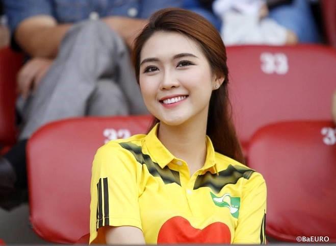 Fan nữ Sông Lam Nghệ An dự thi Hoa hậu Sắc đẹp Châu Á 2017 - Ảnh 3.