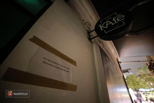 2 cửa hàng lớn nhất của The KAfe ở Điện Biên Phủ và Hạ Hồi đồng loạt đóng cửa? - Ảnh 3.