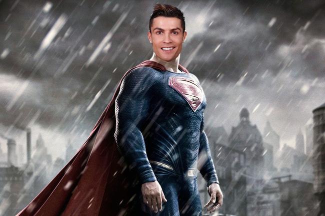 Ảnh chế: Ronaldo hóa siêu nhân trong trận thắng Bayern - Ảnh 3.
