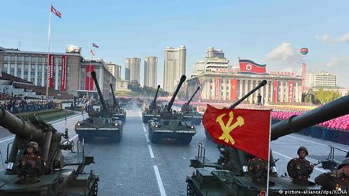 Mỹ sẽ phải đối mặt với sức mạnh quân sự Triều Tiên lớn cỡ nào? - Ảnh 2.