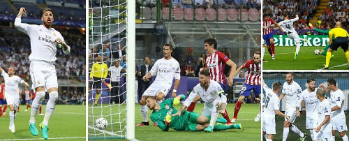 Bán kết cúp C1: Real Madrid và nỗi ám ảnh Juventus - Ảnh 4.