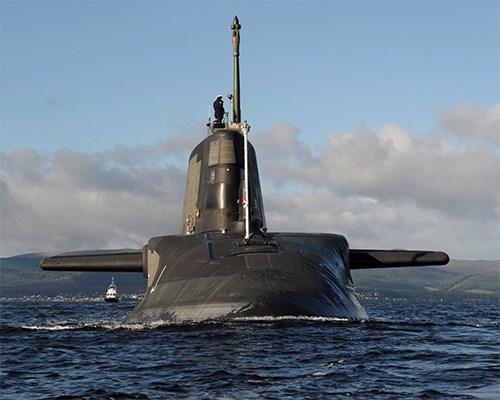 Anh đóng thêm tàu ngầm hạt nhân mới - Ảnh 3.