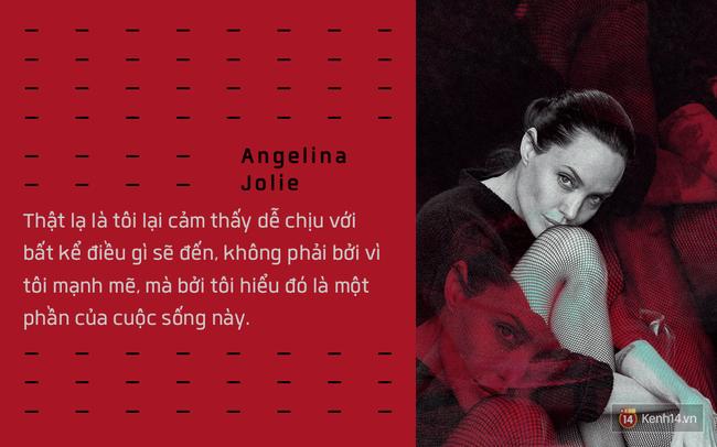 Những giọt nước mắt và nụ cười của Angelina Jolie khi ở bên Brad Pitt suốt 12 năm - Ảnh 3