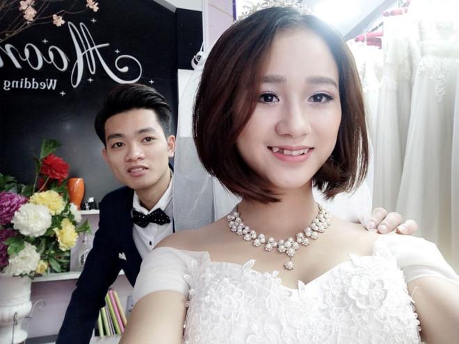 Thiệp cưới lệnh truy nã độc đáo của đôi trẻ Tuyên Quang - Ảnh 3.